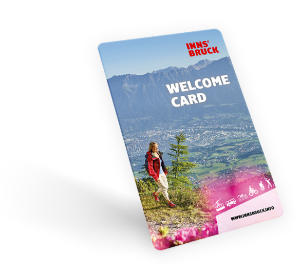 innsbruck welcome card